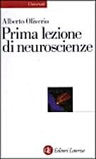 Prima lezione di neuroscienze by Alberto…