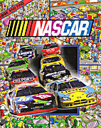 look and find, nascar by Caleb Burroughs