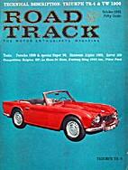 Road & Track 1961-10 (October 1961) Vol. 13…