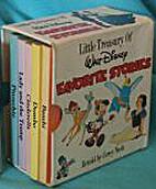 Little Treasuries: Walt Disney's…