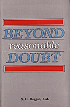 Beyond Reasonable Doubt: Essays in Catholic…