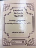 Steadwell, Stedwell, Studwell: Descendants…