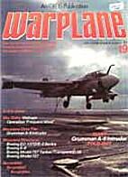 Warplane Volume 2 Issue 19 by Stan Morse