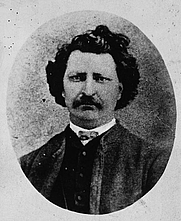 Author photo. Photograph circa 1879-1885 <br>Source: Library and Archives Canada/C-052177