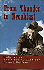 From Thunder to Breakfast by Gene K.…