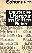 Deutsche Literatur im Dritten Reich (Versuch…