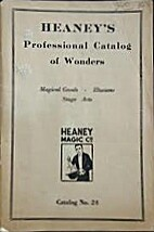 Heaney's Professional Catalog of Wonders:…