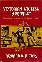 Victorian Studies in Scarlet: Murders and…