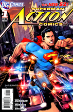 Action Comics #1 by Grant Morrison