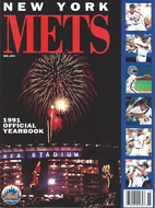 1991 New York Mets Official Yearbook by New…