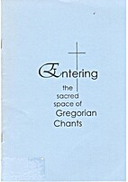 Entering the sacred space of Gregorian…