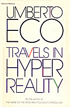 Travels in Hyperreality (Harvest Book) by…