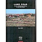 Land grab: Israel's settlement policy in the…