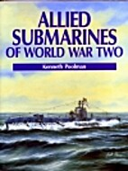 Allied Submarines of World War Two by…