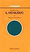 Il nichilismo by Federico Vercellani