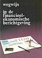 Wegwijs in de financieel-ekonomische…