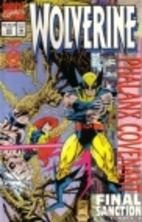 Wolverine (1988) #85 - Final Sanction, Part…