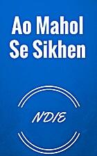Ao Mahol Se Sikhen by IUCN