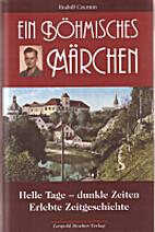 Ein böhmisches Märchen by Rudolf Graf…
