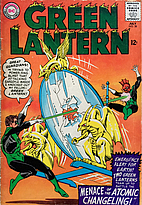 Green Lantern [1960] #38 by Gardner F. Fox