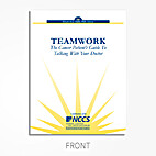 Teamwork: The Cancer Patient's Guide To…