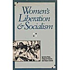 Women's Liberation and Socialism by Celia…