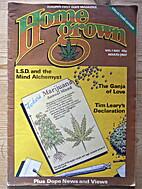 Home grown (Magazine) vol.1 no.1