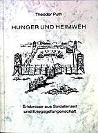 Hunger und Heimweh. Erlebnisse aus…