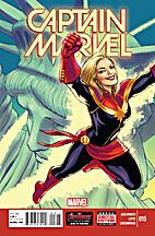 Captain Marvel, Vol. 8 #15 by Kelly Sue…