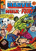 The Mighty World of Marvel # 270
