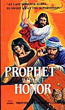 A Prophet Without Honor by E. G. White