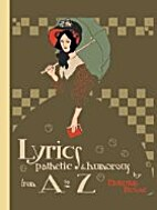 Lyrics Pathetic & Humorous from A to Z by…