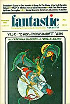 Fantastic. No. 183 (November 1974) by Tedd…