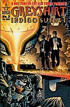 Greyshirt: Indigo Sunset # 3