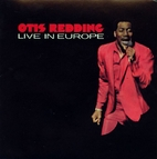 Live in Europe by Otis Redding