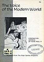 The Voice of the Modern World: Coronation…