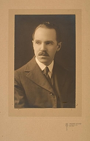 Author photo. Courtesy of the <a href=&quot;http://digitalgallery.nypl.org/nypldigital/id?G99F818_001&quot;>NYPL Digital Gallery</a> (image use requires permission from the New York Public Library)