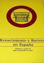 Renacimiento y Barroco en España…