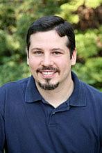 Author photo. Joe-Joe McManus, Ph.D.