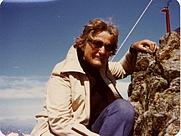 Author photo. From the family photo album