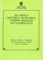 Els Arxius Historics Municipals: Normes…