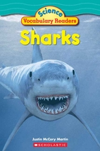 Science Vocabulary Readers: Sharks by Justin…