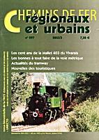 Chemins de Fer Régionaux et Urbains n°297…