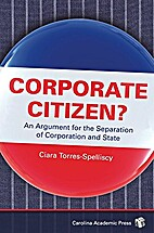 Corporate Citizen? : An Argument for the…