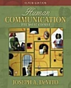 Human Communication: The Basic Course by…
