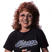 Author photo. Uncredited image from <a href=&quot;http://www.lewallencontemporary.com/judychicago&quot; rel=&quot;nofollow&quot; target=&quot;_top&quot;>Lew Allen Galleries website</a>