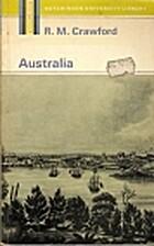 Australia by R. M. Crawford