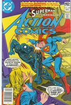 Action Comics # 502 by Cary Bates