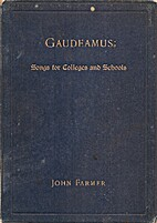 Gaudeamus: Songs for Colleges and Schools by…