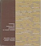 Handbook on formative and summative…